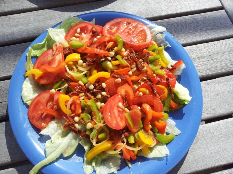 Nur Lebensmittel mit Vitalstoffen liefern Energie und Lebenskraft