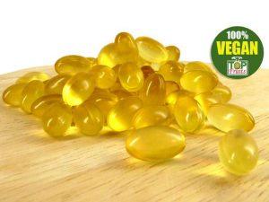Algenöl Omega 3