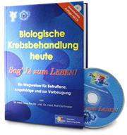 Biologische Krebsbehandlung heute - sag ja zum Leben - Reuter / Oettmeier mit CD (neuwertig)