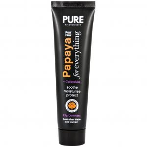 Pure Papaya - Hautregenerationscreme 25g Tube - fermentierte  Papaya und Ringelblume