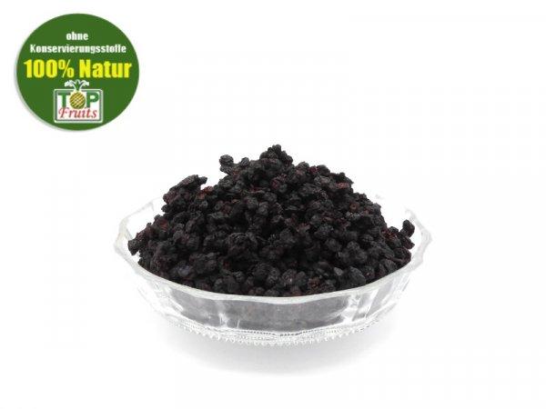Heidelbeeren getrocknet, bio kbA, ungesüßt, naturbelassen, vaccinium myrtillus