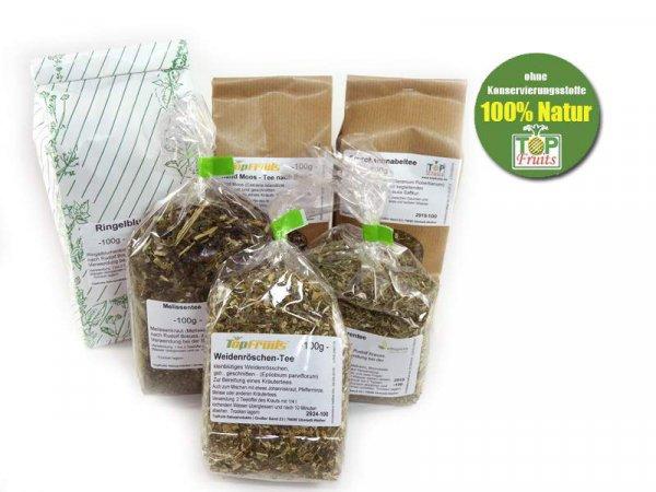 Tee Starter Set nach Rudolf Breuß - 6 Tees à 100 g