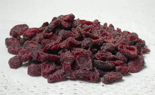 Cranberry-Acerola, Cranberry Vitalbeeren mit Acerolafruchtpulver - 250g Becher