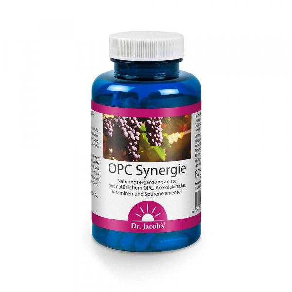 OPC Synergie Dr. Jacobs, 120 Vegi Kapseln a 60 mg