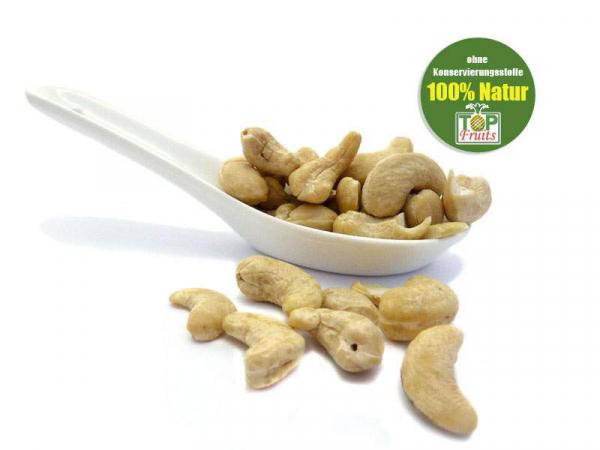 Cashewkerne, bio, aromatisch