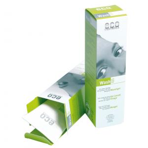 Eco Cosmetics - Bio Waschgel - 125 ml -  mit grünem Tee und Weinblatt