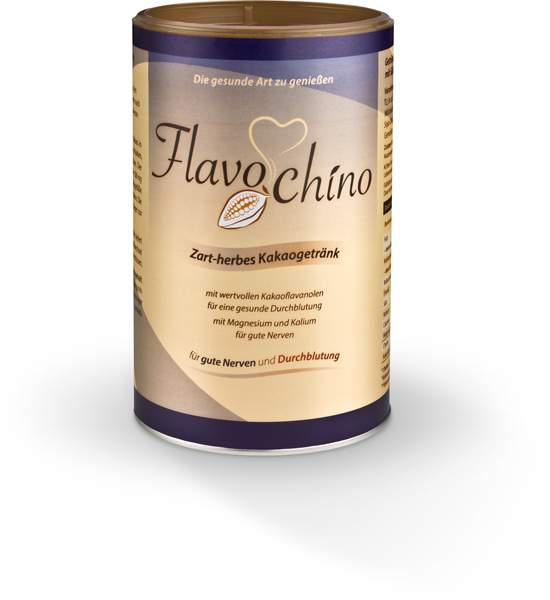 Flavochino 450g Dose, nährstoffreiches Kakaogetränk von Dr. Jacobs