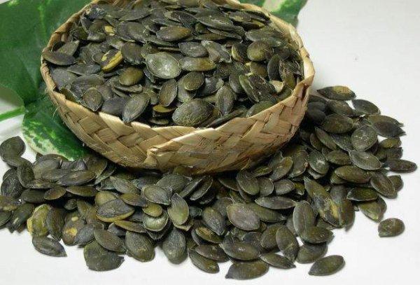 Kürbiskerne vom steirischen Ölkürbis - schalenlos - natur, bio kbA
