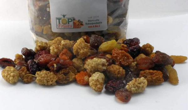 Beeren Mix 2.0, bio kbA, Kindermischung, 100% natur