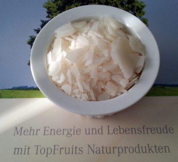 Zechsteiner Magnesiumchlorid, MgCl2, 100% natürliche Magnesiumchips