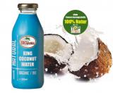 Vegane Produkte Bio Kokoswasser aus der gelben King kaufen