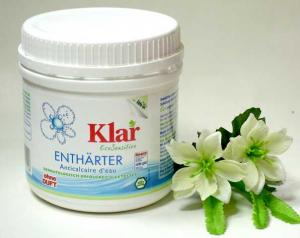 Klar - Enthärter - 325gr - von Alma Win - bei hartem Wasser