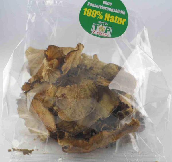 Yacon Wurzel, getrocknet und geschnitten, 45 g Tüte