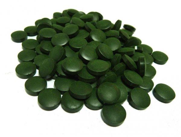 Sprirulina Naturalge Presslinge » bio, 100% rein ohne Füllstoffe