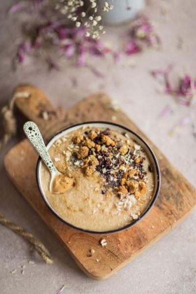 Amaranth-Porridge