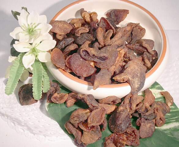 Wildwuchs Aprikosen aus Türkei, säuerlich, naturgetrocknet, ungeschwefelt