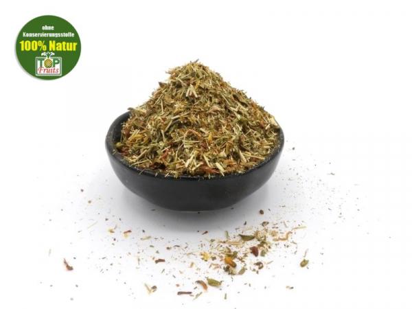 Johanniskraut geschnitten, bio kbA (Hypericum perforatum), Tee, 100g