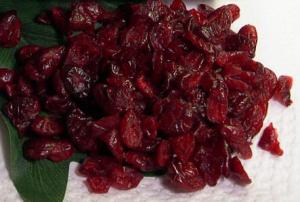 Cranberries (Cranberry), getrocknet, bio kbA, gesüsst mit Apfeldicksaft