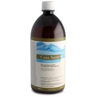 Casa Sana® DARMREINIGUNG - 1L - Milchsäure Kräuter- und Pflanzenkonzentrat mit probiotischen Mikroorganismen