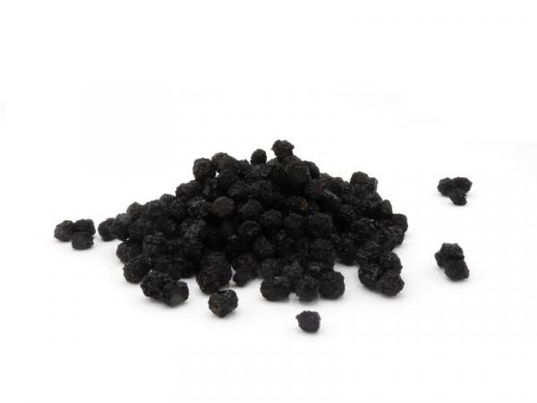 Aroniabeeren getrocknet, bio kbA (Apfelbeeren, schwarze Beeren)