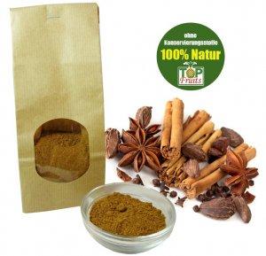 Lebkuchengewürz  natur, bio kbA