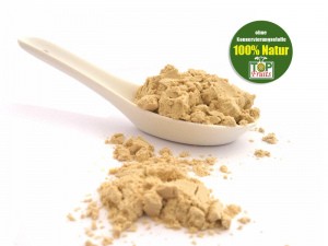 Erbsenprotein, bio, 80%, naturbelassen