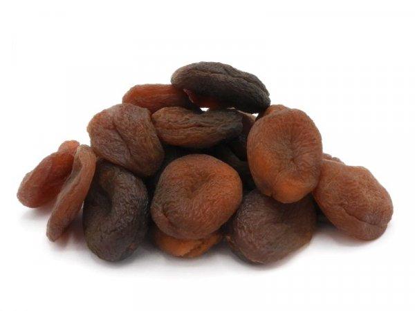 Aprikosen aus der Türkei, ungeschwefelt, groß aus vollreifen Früchten, Rohkost - neue Ernte