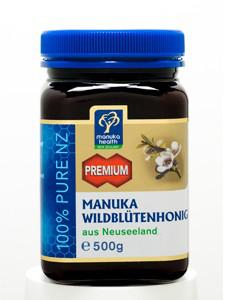 Manuka Wildblütenhonig - 500g -  original aus Neuseeland