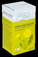 Löwenzahn Extrakt - 1l - bio kbA, fermentiert mit Milchsäurebakterien
