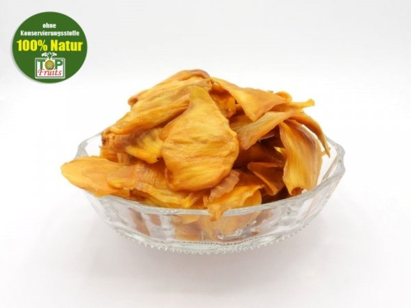 Jackfrucht, getrocknet, bio kbA - das ganz besondere Aroma