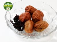 Umeboshi Aprikosen, bio kbA, milchsauer fermentiert
