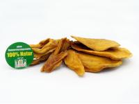 Mangoscheiben, bio kbA und Rohkost-Qualität, Sorte Kent, ungezuckert, faserfrei