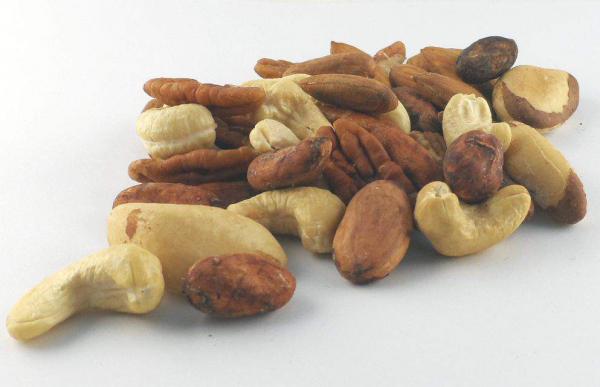 Nuss-Kakao-Mix, 100 % Natur - ungeröstet, Premiumqualität