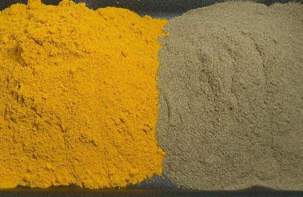 Kurkumapfeffer (curcuma longa) - nährstoffreiche Gewürzmischung - bio kbA