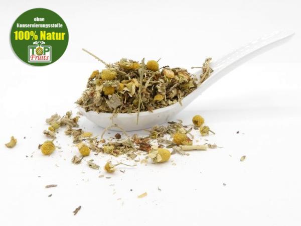 Immun-Power Tee, reine Natur, Spezialrezept mit Kamille, Salbei, Thymian, Ingwer u. A.