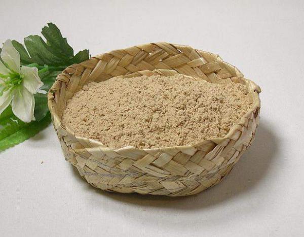 Galgant-Wurzel gemahlen (echter Galgant, Alpinia officinarum)