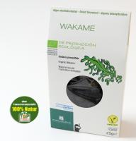 Wakame Algen, bio kbA, Rohkost, 25g