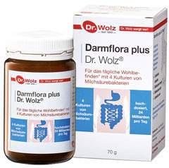 Darmflora plus® - 70g Pulver im Glas - zur Förderung der Darmgesundheit