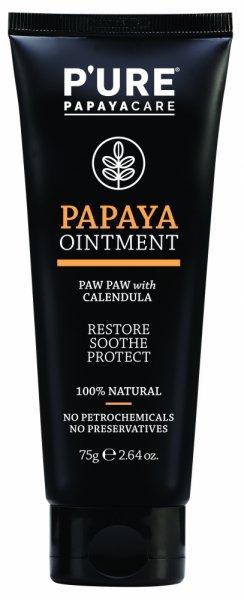 Pure Papaya Ointment - Hautregenerationscreme 75 ml - mit fermentierter Papaya und Ringelblume