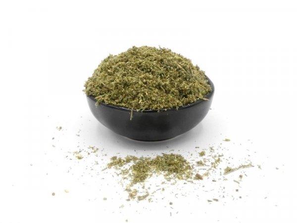 Beifußkraut einjährig (Artemisia Annua), geschnitten, Natur