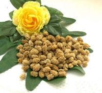 Maulbeeren hell, bio kbA, , naturgetrocknet, honigsüßer Knabberspass in Rohkostqualität