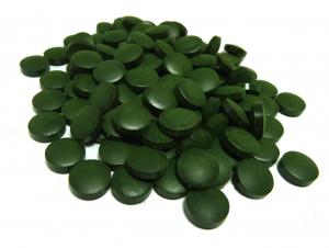 Spirulina platensis, Naturalge, Presslinge, bio kbA, ohne Hilfsstoffe