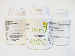 Magnesium, 90 Kauchips mit je 140 mg Magnesium + Xylit
