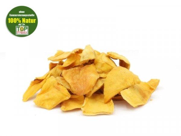 Mangostücke Brooks, bio kbA, ungezuckert, faserfrei - tolles Fruchtaroma