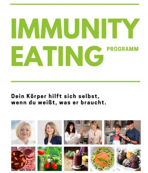 ImmunityEating Programm - Know-how für ein gesundes Immunsytem