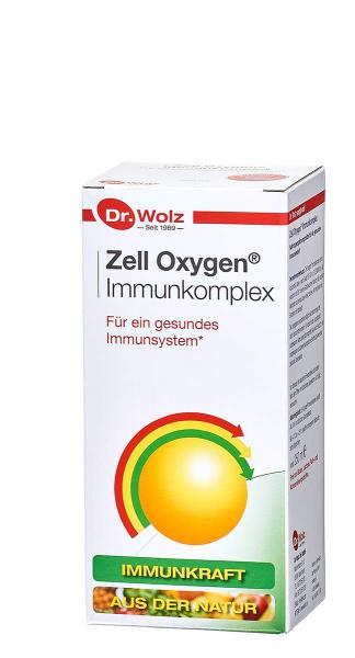 Zell Oxygen® - Immunkomplex - Dr. Wolz - 250ml - mit natürlichen ß-D-Glucanen