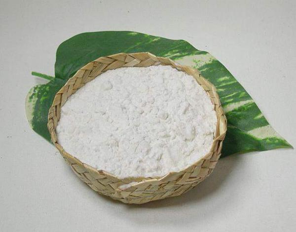 Pfeilwurzelmehl - Pfeilwurzel (Arrowroot, Maranta arundinacea) getrocknet, gemahlen