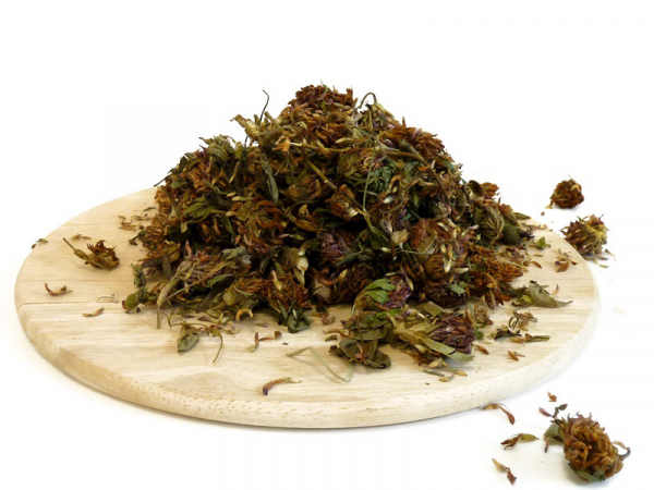 Rotkleeblüten Tee (Trifolium pratense), naturbelassen