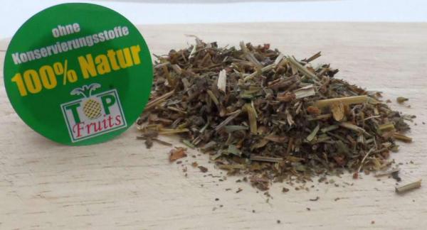 Gundelrebe, Gundermannkraut (Glechoma hederacea), bio kbA, getrocknet, geschnitten