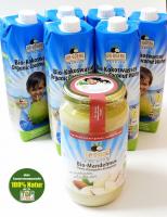 Power und Fresh 2er Bundle, Mandelmus und Kokoswasser